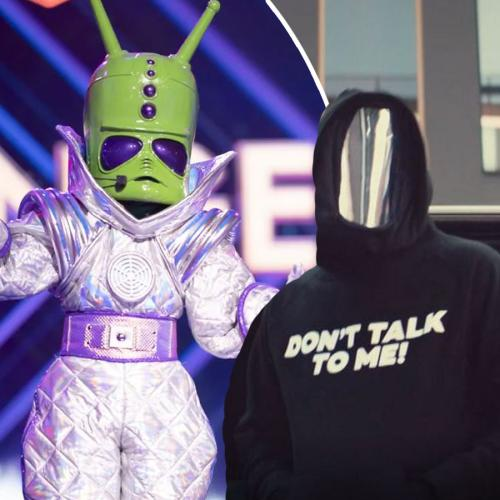 The Insane Security Precautions Taken On The Set Of 'The Masked Singer'