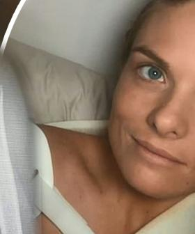 Erin Molan Suffers Serious Fall Landing Her In Hospital For 10 Days
