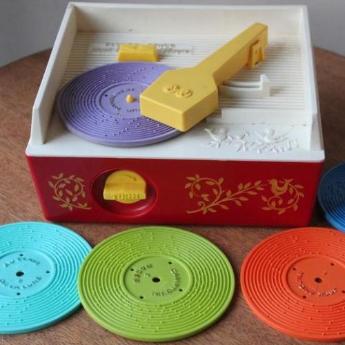 Here's What Your Old Fisher Price Record Player Is Worth Now