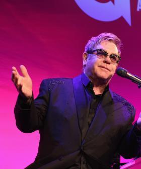Elton John Cancels Concert Due To Illness