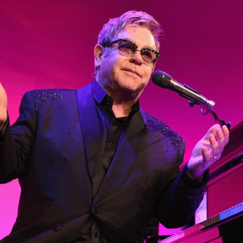 Did You Miss iHeartRadio's Living Room Concert Featuring Elton John? Here It Is For 72 hours!