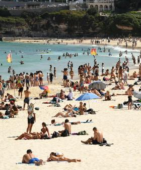 The Whole Of Australia Is Set To Bake Next Week With Sydney Set To Hit FORTY Degrees