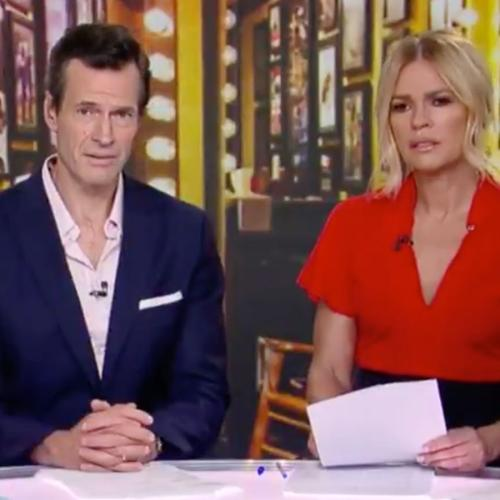 Sonia Kruger Reminds Brendan 'Jonesy' Jones Of His Embarrassing Today Show Interview