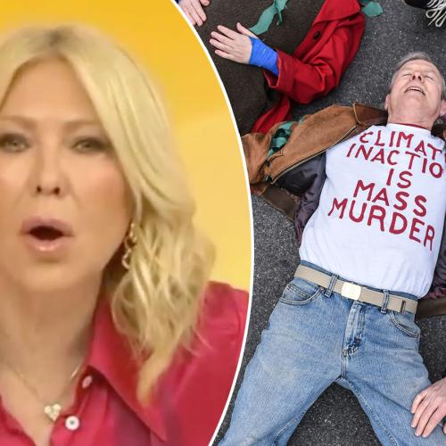 """Use Them As Speed Bumps"": Kerri-Anne Kennerley's Vicious Attack On Climate Change Protesters"