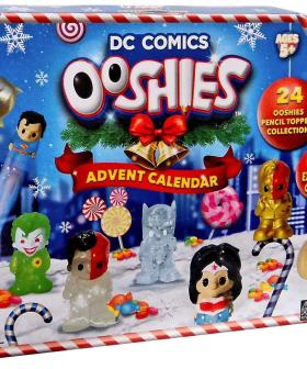 Ooshie's Are Back With Brand New 'Ooshie Advent Calendars'