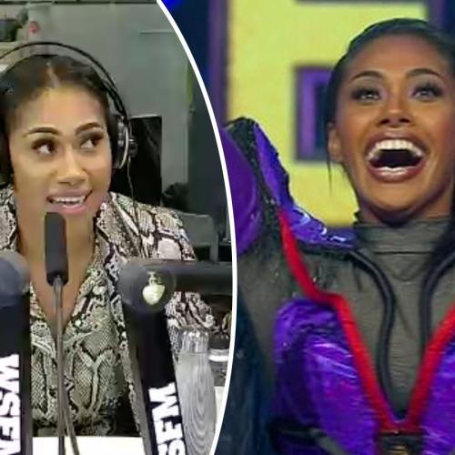 """I Had Two Outfits To Choose From"": Paulini Reveals How She 'Chose' The Spider Costume"
