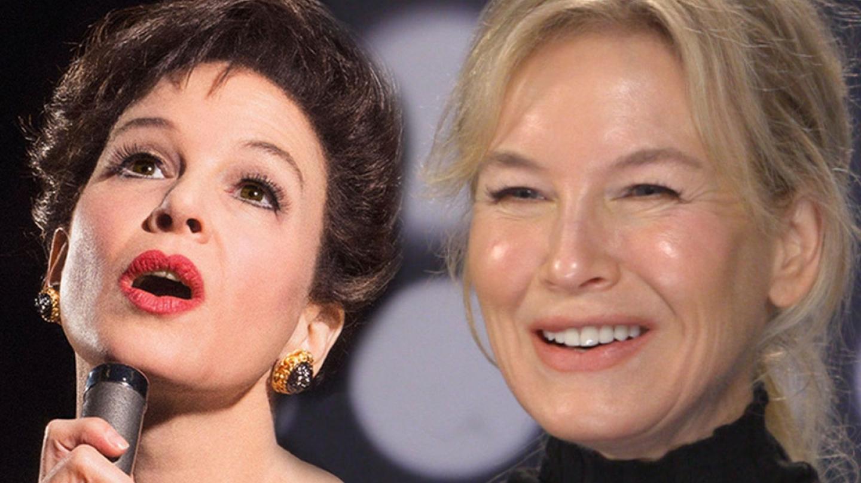 """Her Essence Was Alive"": Renée Zellweger's Dazzling Transformation Into Judy Garland"