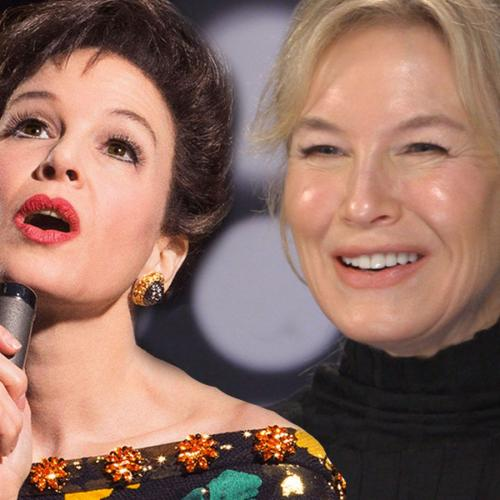 """Her Essence Was Alive"": Renée Zellweger's Dazzling Transformation Into Judy Garland"