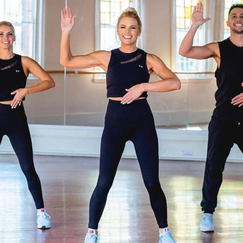 Sonia Kruger Launches New Fitness And Nutrition Program Aimed At Over 40s