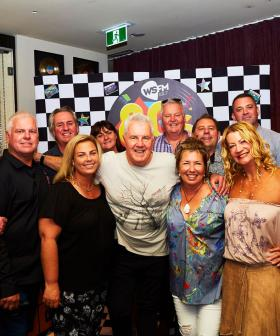GALLERY: WSFM's 80s Lunch With Daryl Braithwaite