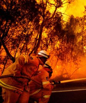 Farmers And Firefighters Demand Global Warming Action After Bushfires