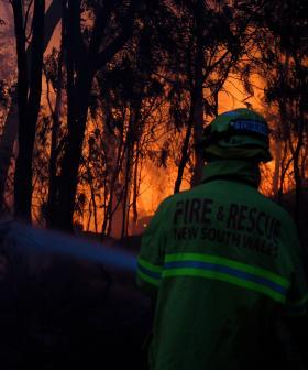 One Dead, Two Missing In NSW Bushfires