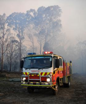 NSW RFS Teen Volunteer Charged With Arson