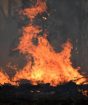 First Warning On 'Catastrophic' Fire Day
