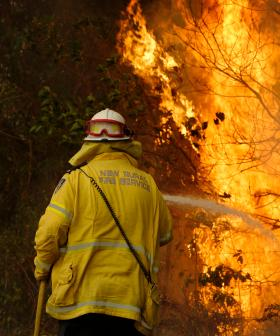 NSW Firefighters Face 'Really Long' Night