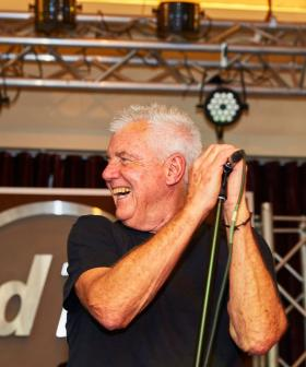 Daryl Braithwaite Performs 'Horses' LIVE At WSFM's '80s Lunch