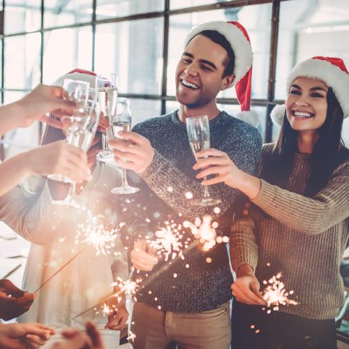 How To Create The Ultimate Christmas Party