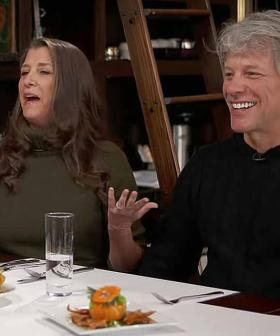 Jon Bon Jovi's Wife Admits She's Used To Being Ignored In Restaurants