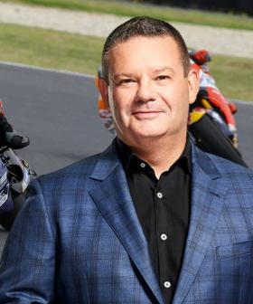 MasterChef's Gary Mehigan's Terrifying High-Speed Motorcycle Crash