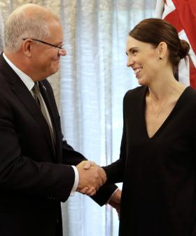"""Our Thoughts Are With Australia"": Jacinda Ardern Offers NZ Support To Fight Fires"