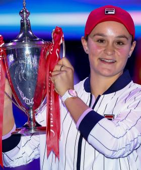 """""""A Few Beers On The Couch"""": Beers On Ash Barty As She Reflects On Crazy Year"""