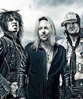 Music's Worst-Kept Secret Confirmed: Motley Crue Are Reuniting