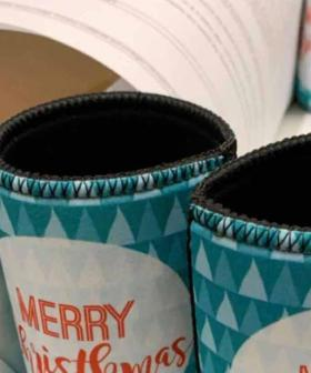 Woolworths Stubby Holders Recalled Over 'Christmas' Typo