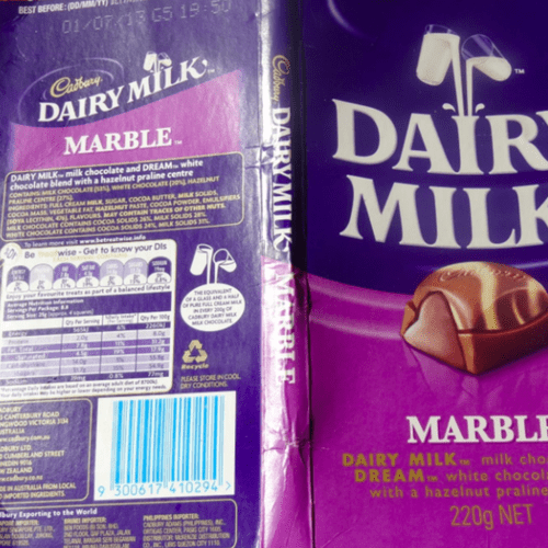 Cadbury Delivers Heartbreaking News About Its Iconic Marble Chocolate