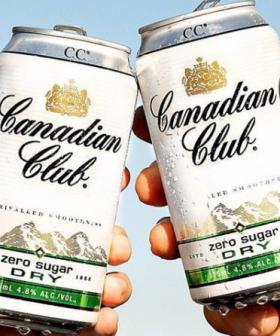 Canadian Club Is Giving Away Free Cases Today
