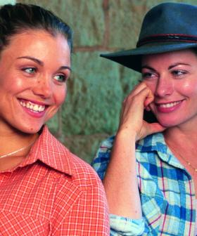 "Bridie Carter And Lisa Chappell Would ""Really Love"" A McLeod's Daughters Reunion"