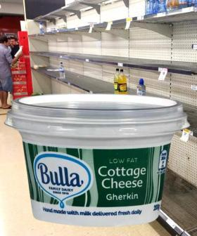 Coles And Woolies Struck By Mysterious Dairy Shortage
