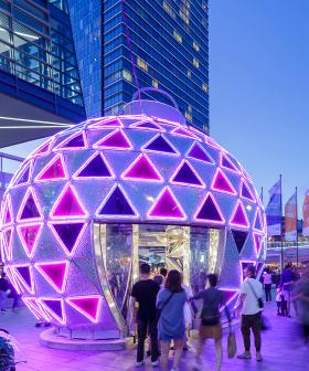 Darling Harbour Is About To Transform Into A Magical Christmas Wonderland