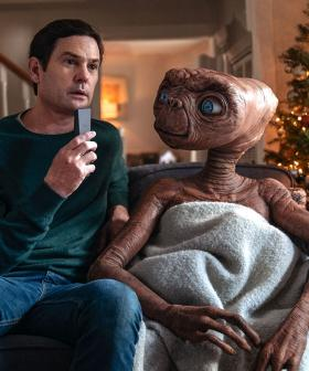 ET Reunites With Elliot In This Epic Christmas Ad