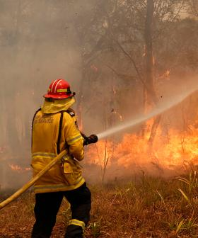 Parts Of NSW Face 'Catastrophic' Fire Danger