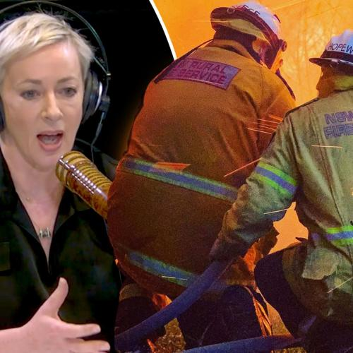 """When Is The Right Time To Discuss It?"": Amanda Keller Opens Up About The NSW Bushfire Disaster"