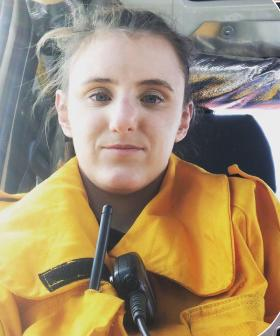 "NSW Hero Slammed: Pregnant Female Firefighter ""Doesn't Care"" About Criticism"