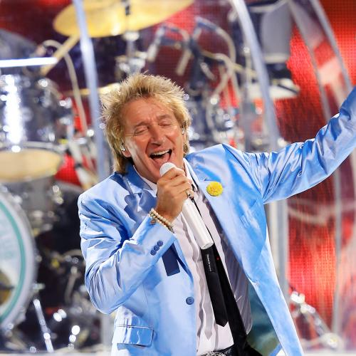 Rod Stewart Announces Epic Aussie Tour