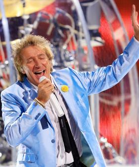 Rod Stewart Announces Epic Aussie Tour