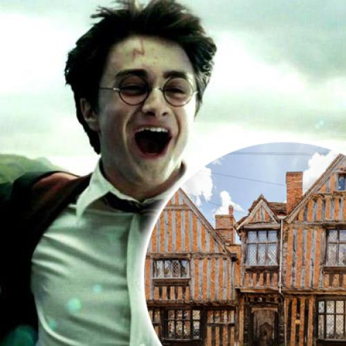 You Can Now Stay In Harry Potter's Childhood Home