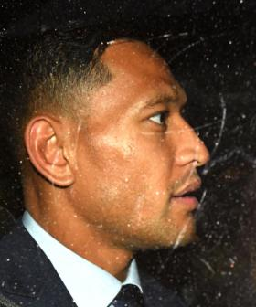 Israel Folau Tricked Into Donating To LGBT Charity In Epic Stitch Up