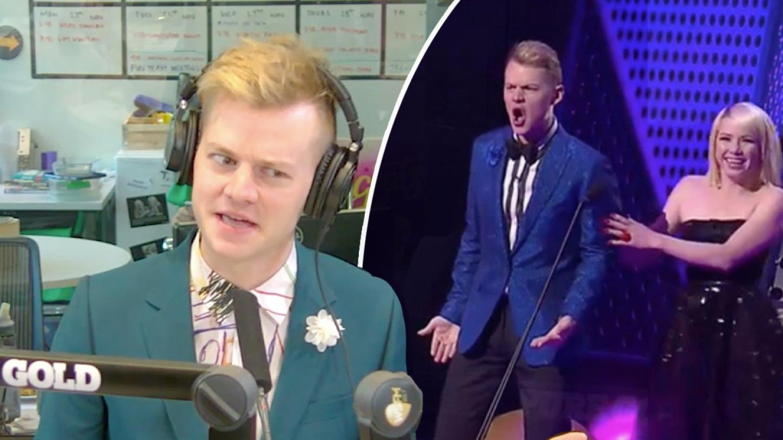 Joel Creasey's Embarrassing Blunder At The 2019 ARIA Awards
