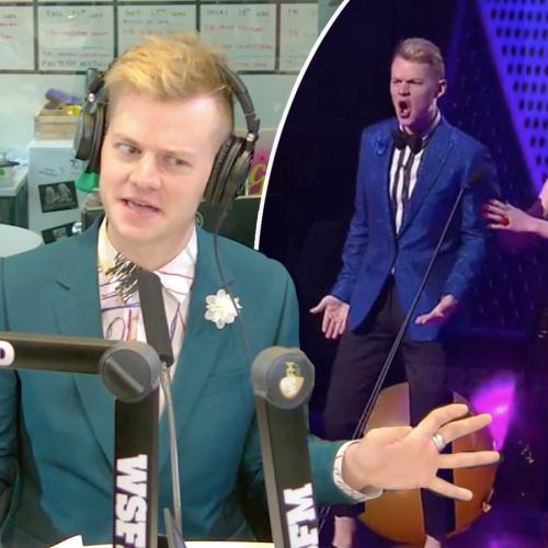 Joel Creasey's Embarrassing Blunder At The 2019 ARIA Awards