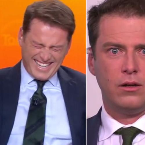 CONFIRMED: Karl Stefanovic Back On Today Show