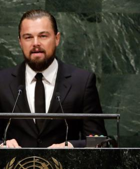Leonardo DiCaprio Speaks Out About Australia's Deadly Bushfires
