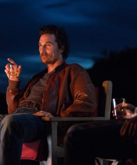 Matthew McConaughey Is Coming To Australia!
