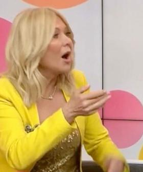 Kerri-Anne Kennerley's Awkward Encounter With Schapelle Corby On Studio 10
