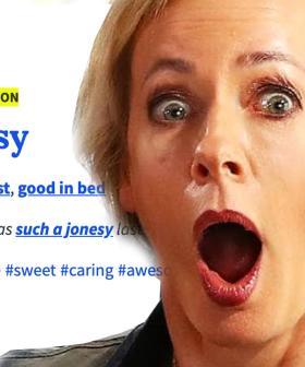 Urban Dictionary's Dirty Definition Of 'Jonesy & Amanda'