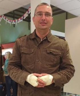 Hero PE Teacher Fights Off School Shooter With Just His Hands