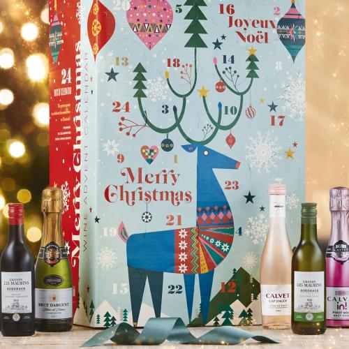 ALDI's Cult Favourite Wine Advent Calendar Is Returning!