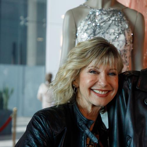 Person Who Bought 'Grease' Jacket Has Now Regifted It To Olivia Newton-John